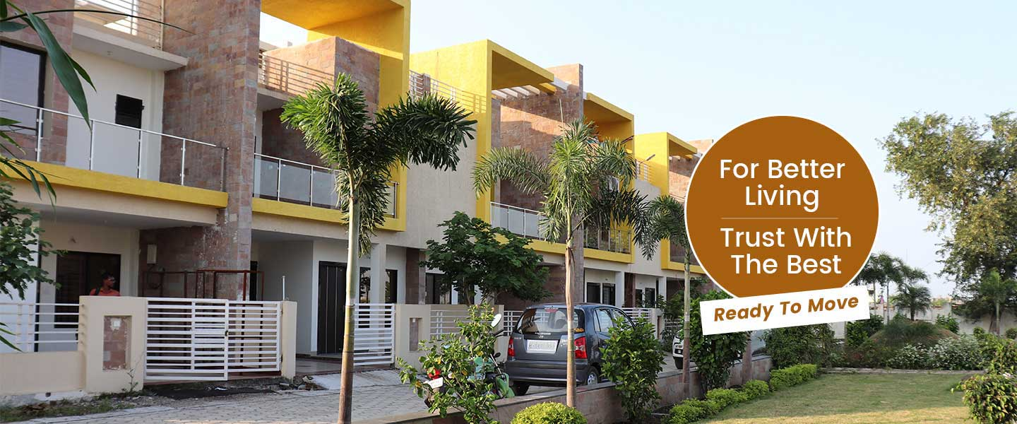 Duplex House at Hoshangabad road